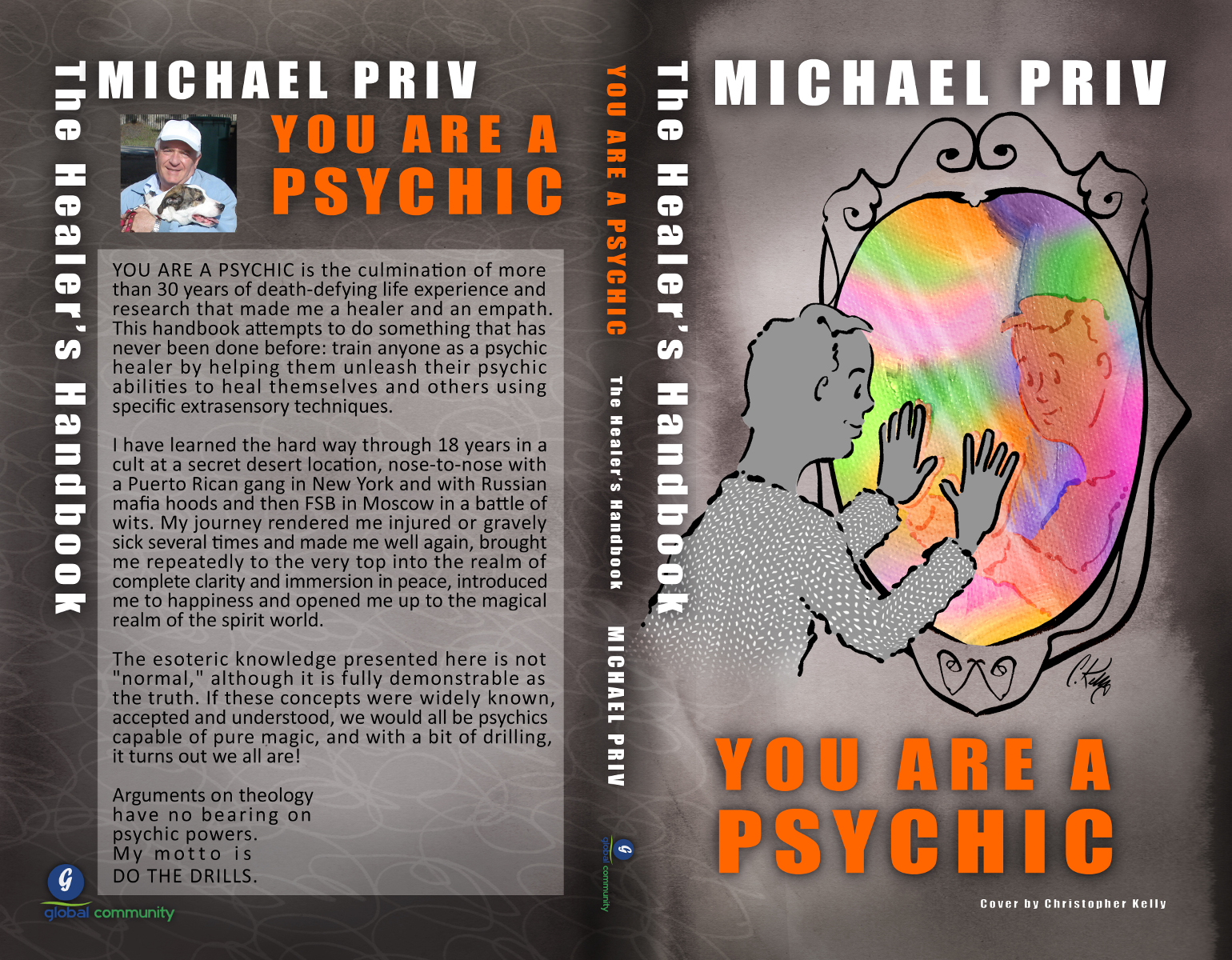 Michael Priv – Author and Screenwriter – Words are the